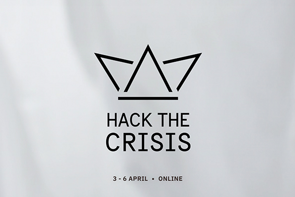 Vincent Demargne Hack the crisis